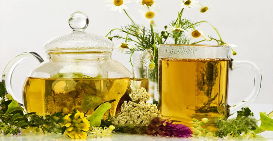 Сочетание вкусов — просто идеально: завариваем травяной чай