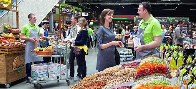 СберМаркет запускает быструю доставку свежих овощей и фруктов из Фуд Сити в Москве