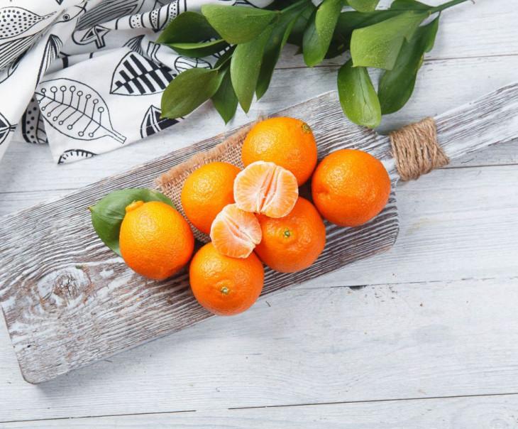 Диетологи назвали суточную норму употребления мандаринов