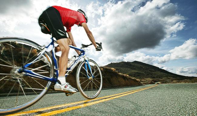 Дофамин, тестостерон и езда на велосипеде, чтобы чувствовать себя на отлично