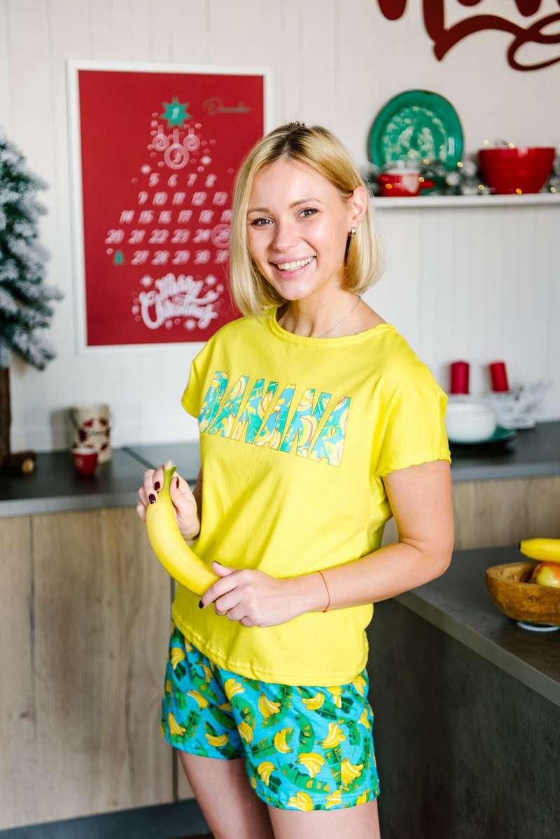 #НаКухне: Банановые пижамы
