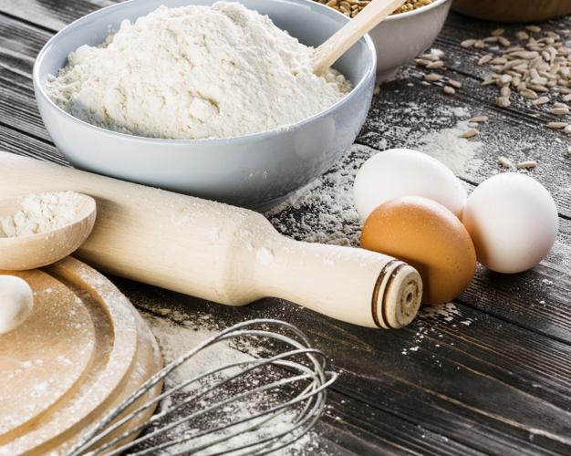 Хорошее тесто для вареников и пельменей
