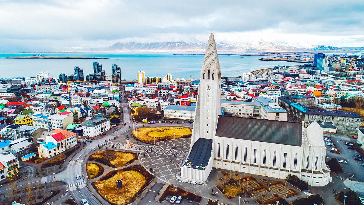 Гастрономические путешествия: Рейкьявик Столица Исландии — страны огня, льда и даров океана