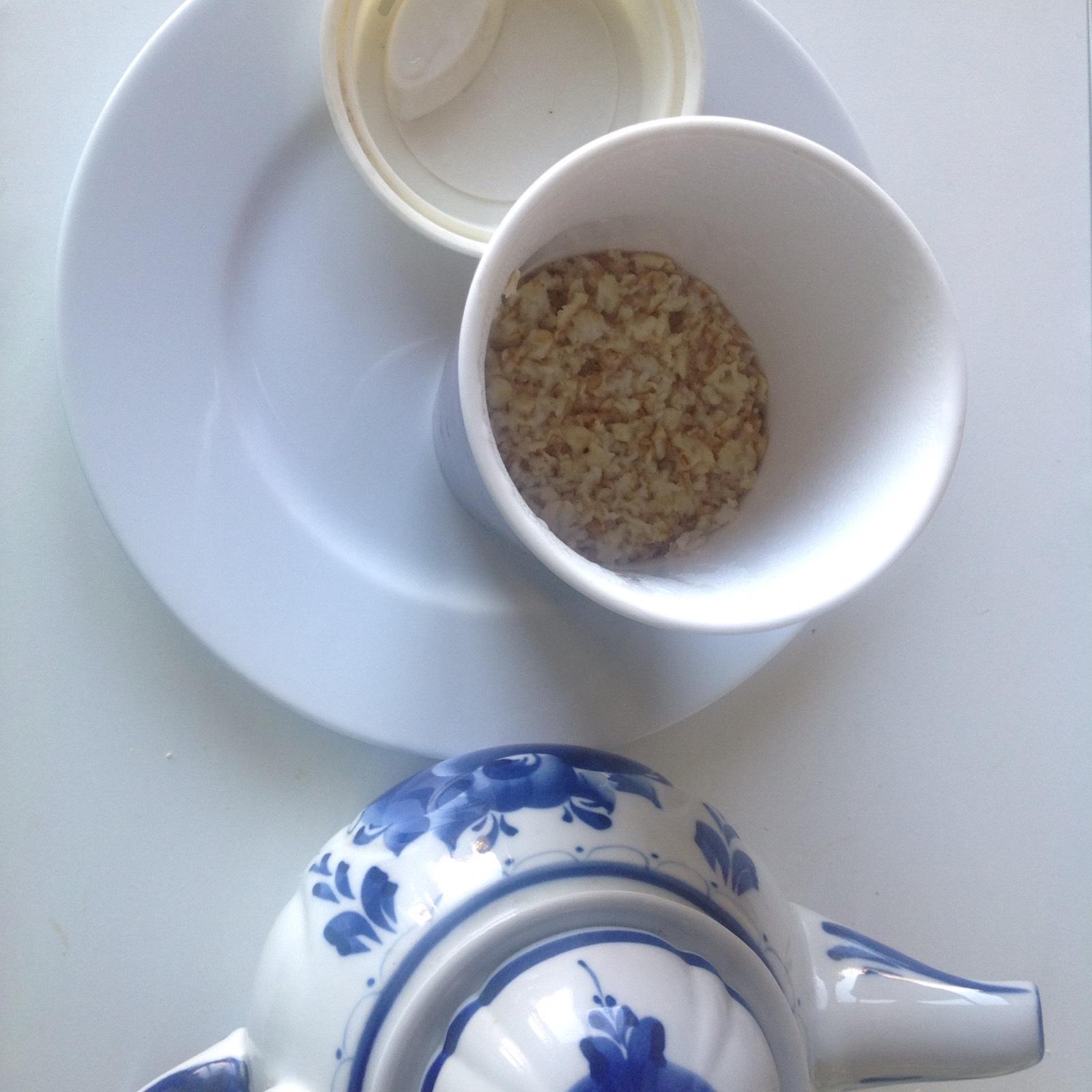 Как быстро приготовить овсянку на завтрак